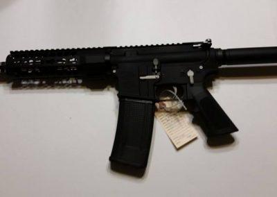 AR 15 pistol 4