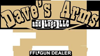 Southern Oregon Firearms Dealer - Dave's Arms