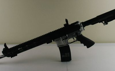 AR 15 brand new build