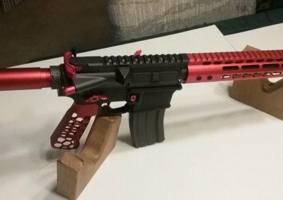 AR 15 pistol 5