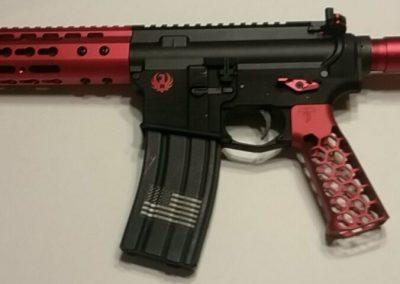 red ar pistol 3